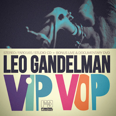 Leo Gandelman CD Cover